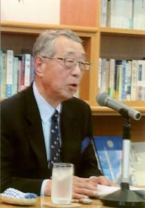 芳賀孝夫さん