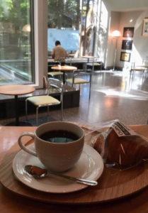 Café きねずみ店内