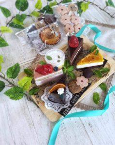 e'sweet's&Co.ケーキ
