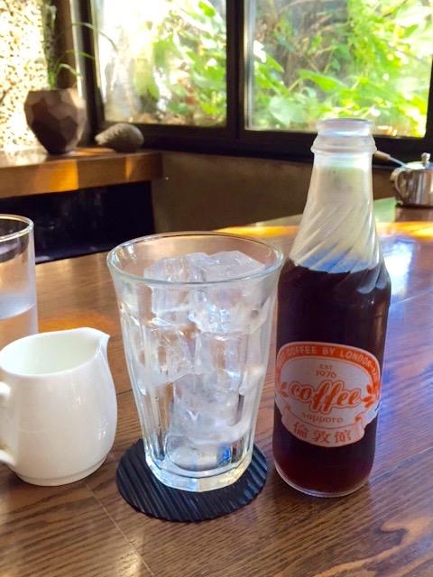 倫敦館アイスコーヒー