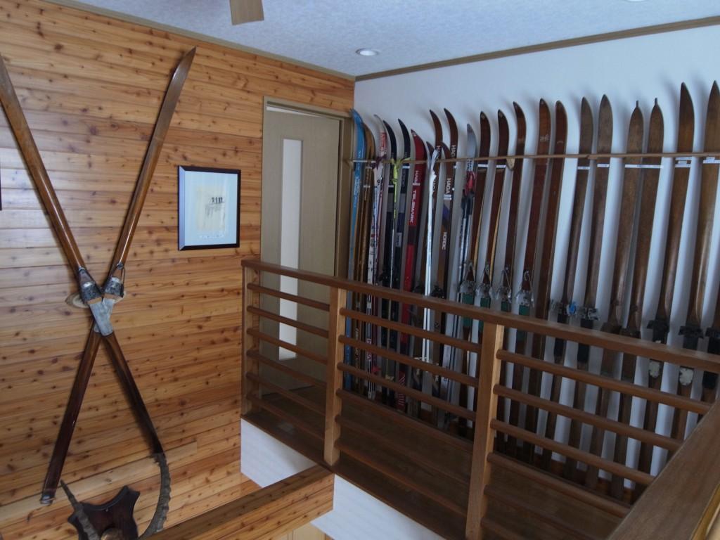 小さな芳賀スキー展示場