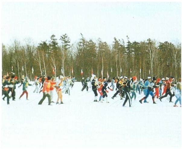 02.1981年(昭和56)札幌国際スキーマラソン大会